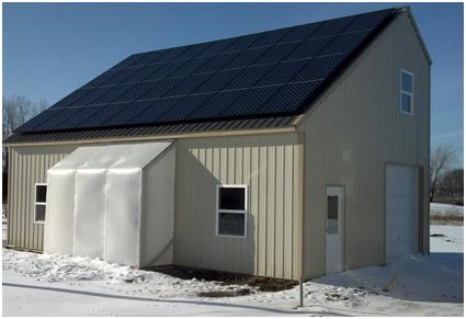 What Is The Best Solar Panel Roof Slope